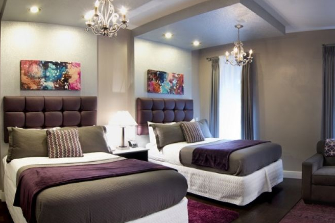 The Gould Senica Falls NY Guestroom