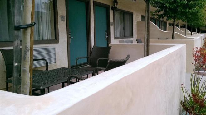 Casa Ojai Inn Exterior Private Patios