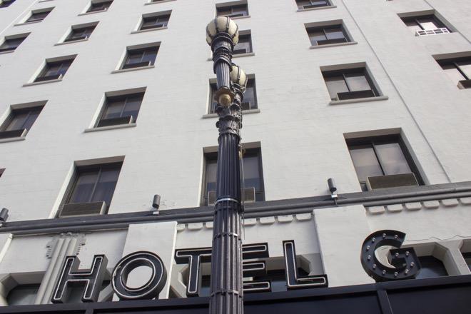 Hotel G San Francisco Exterior