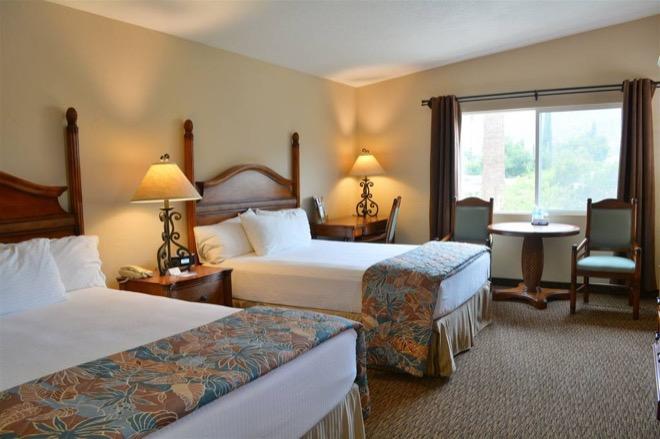 Casa Ojai Inn Guestroom