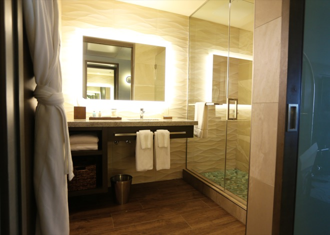 Shade Hotel Redondo Beach Luxury Bathroom