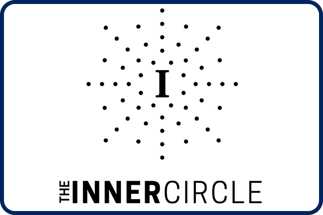 Hotel Angeleno Los Angeles Hotel Inner Circle Guest Loyalty Reward Program Logo