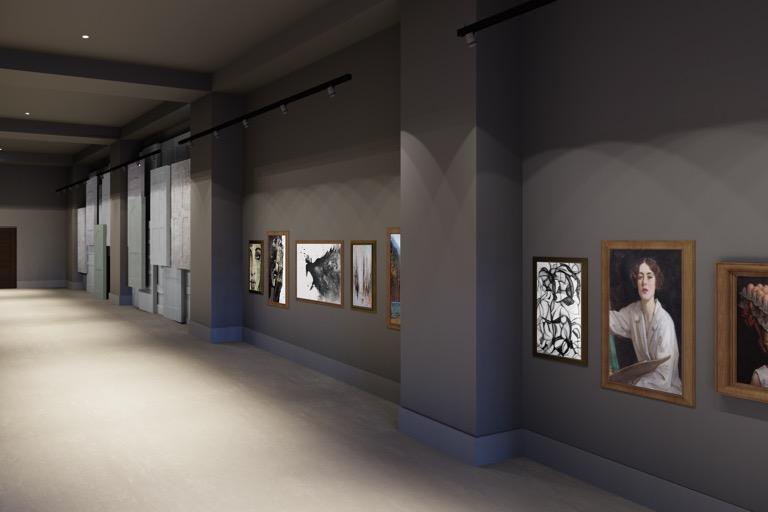 Angad Arts Hotel Gallery
