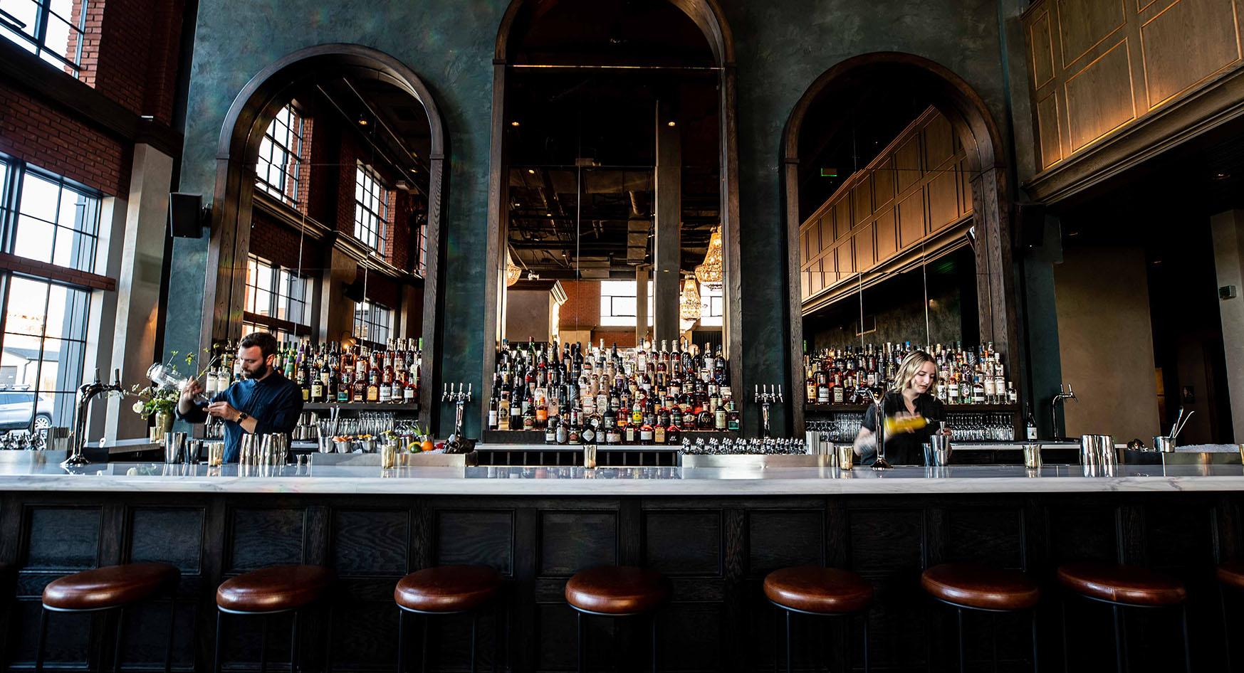 The Ramble Hotel Bar