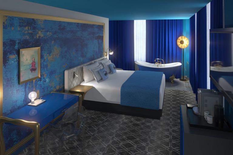 Angad Arts Hotel Tranquility Room