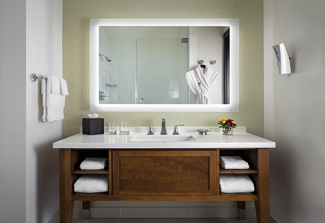 The Ambrose Luxury Bath