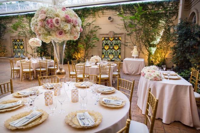 Weddings at Hotel De Anza