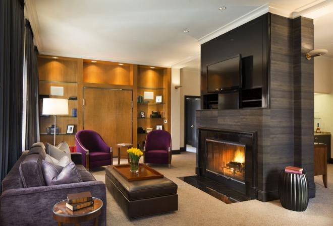 Hotel De Anza Penthouse