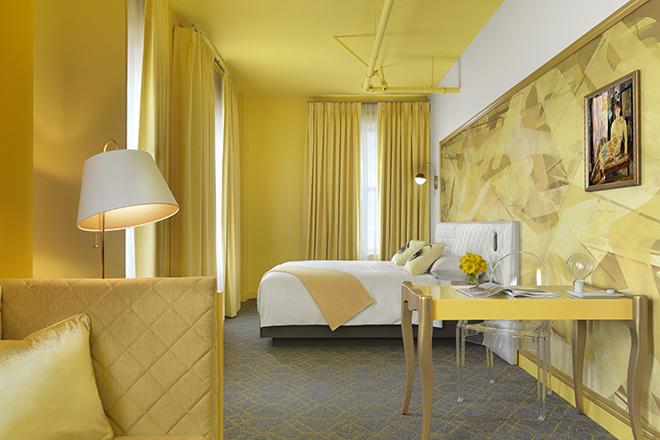 Angad Arts Hotel Happiness Room