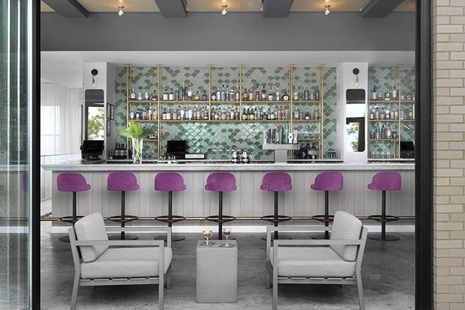 Angad Arts Hotel Rainbow Terrace