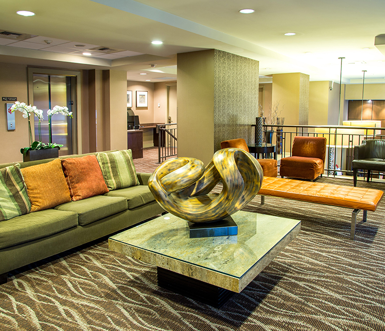 EXchange Hotel Pacific Lobby
