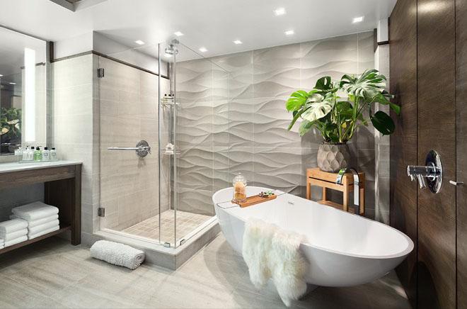 Hotel 48LEX Lexington Penthouse Bath
