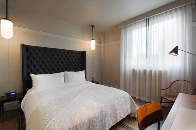 Hotel G San Francisco Great King Room