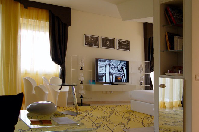Hotel Ripa Roma Suite