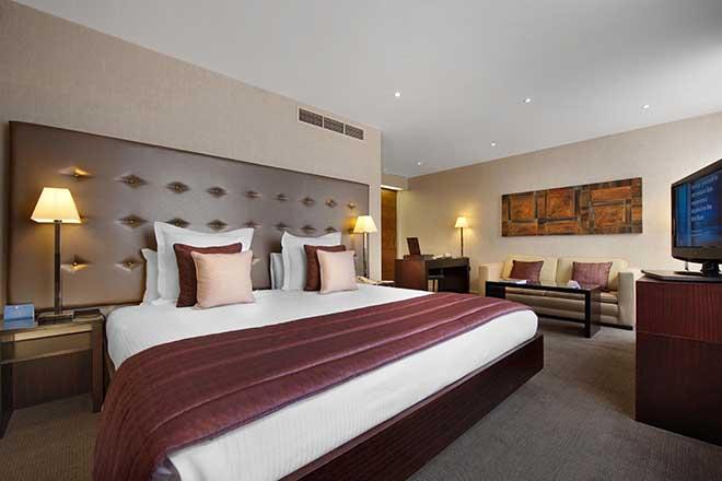 K West Hotel London Executive Room