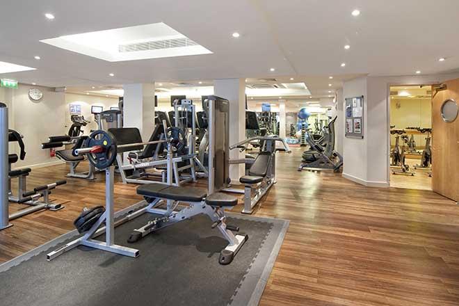 K West Hotel London Fitness Centre