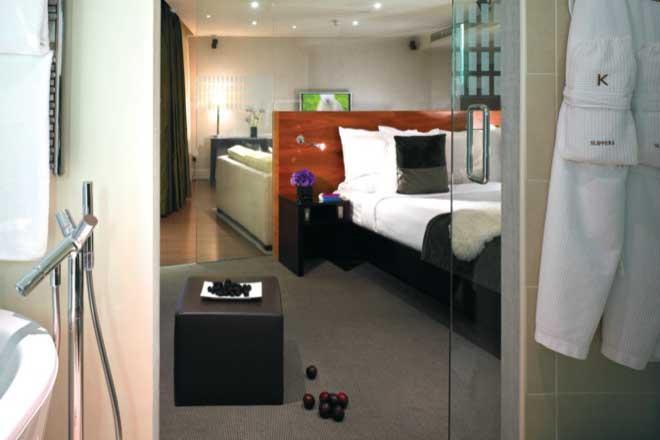 K West Hotel London K Suite