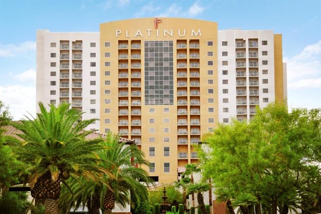 Platinum Hotel Las Vegas Exterior