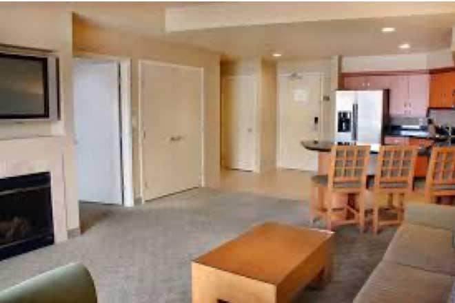 Platinum Hotel Las Vegas Suite