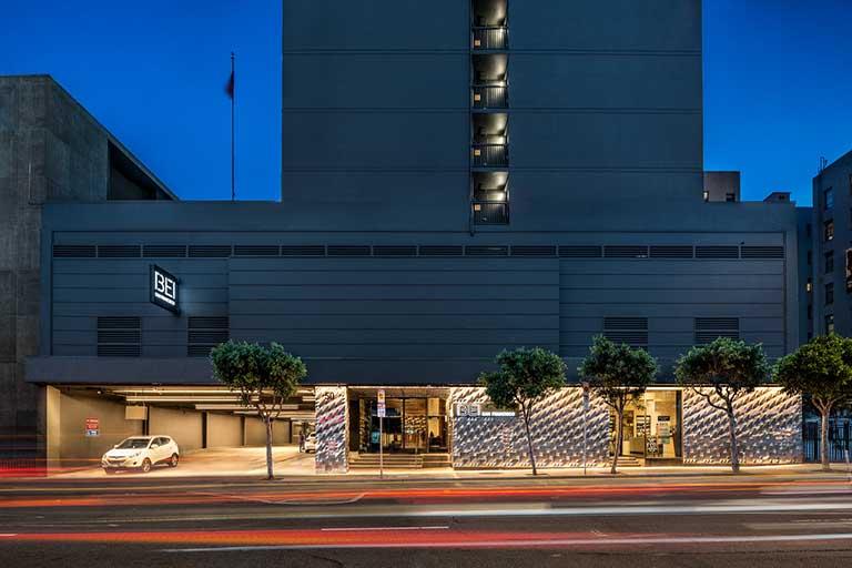 BEI Hotel San Francisco Exterior