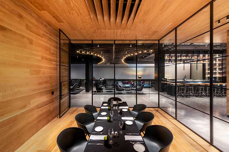 Meeting Spaces at BEI Hotel San Francisco