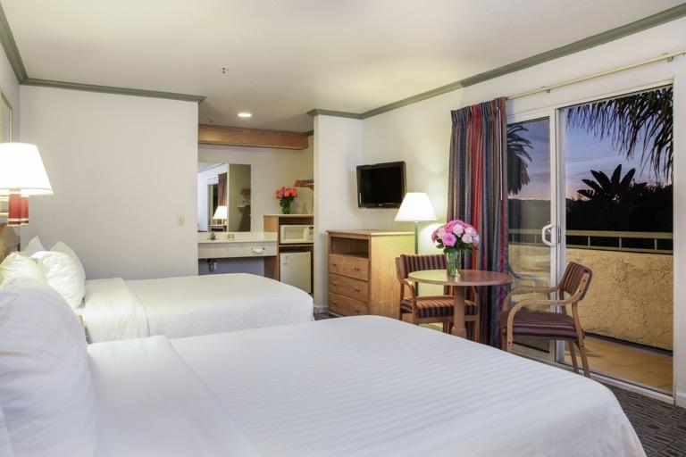 Hotel Buena Vista SLO 2 Queen Room